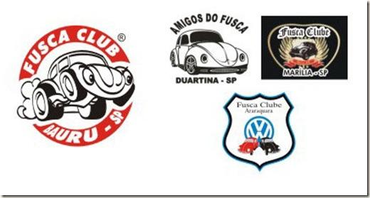 Bauru Logo dos Clubes Participantes