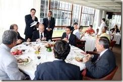 Cafezinho 16 diretores