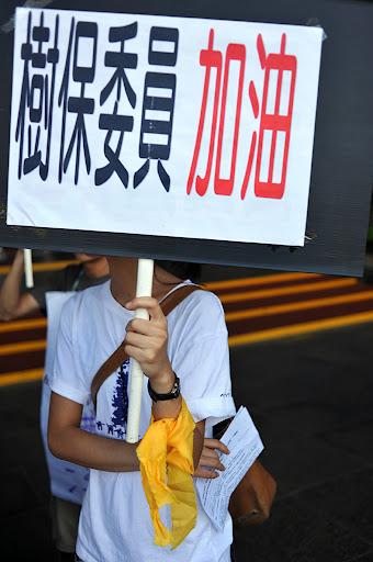台北市政府雖制定了樹保條例,卻形同虛設。