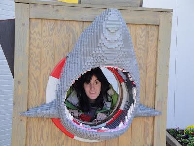 En la boca del tiburón
