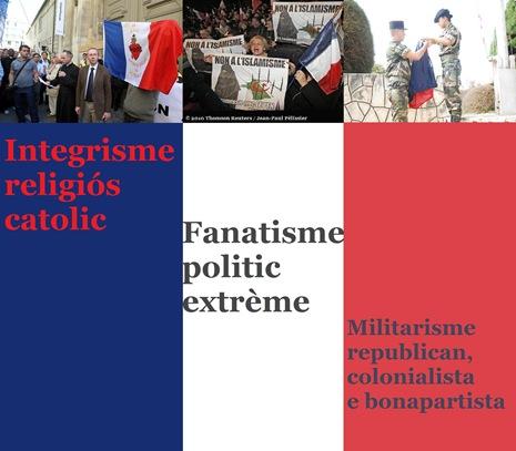 trobar un sens a la bandièra francesa