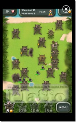tribal trouble tower defence