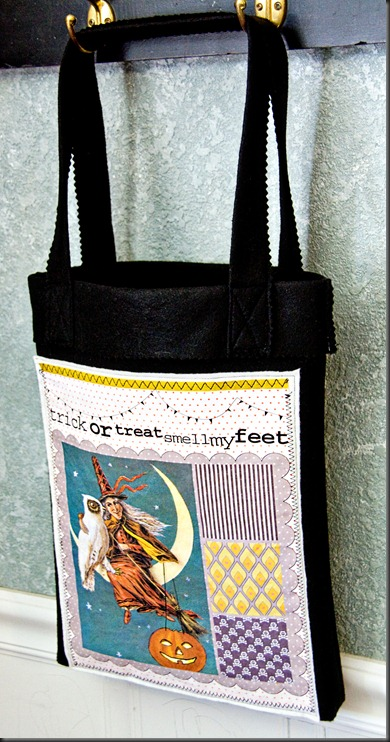 trick or treat bag large