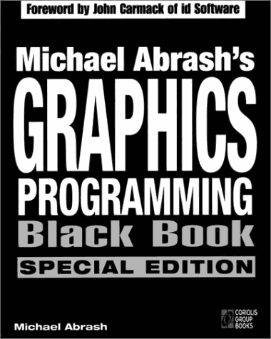 Michael Abrash Graphics Programming Black Book