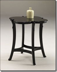 Colors Clover Leaf Table in Onyx Finish_T2059215-22