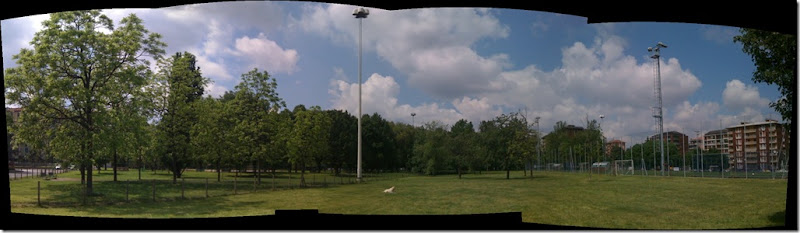 Panorama iPhone