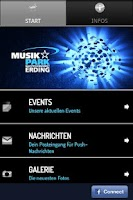 Screenshot of Musikpark Erding