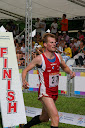 Me from the finish. Photo: Henning Spjelkavik