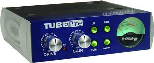 Presonus TubePre前置放大器