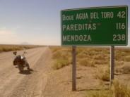 Argentina - Chile .. En dos ruedas [ Propio ]