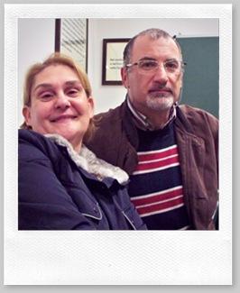 Anna and Giuseppe