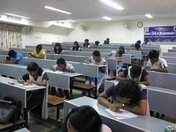 Rotary essay competition