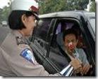 polisi wanita indonesia