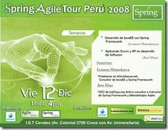 SpringAgileCevatec
