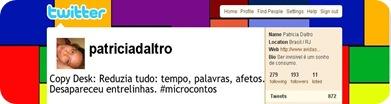Microcontos Patrícia 1