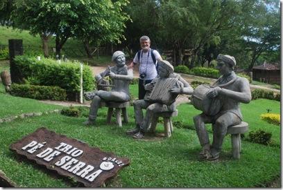 Quarteto  Pé de Serra