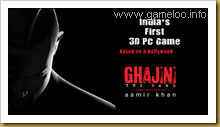 Ghajini-The GamE-1st InDiAn 3d GaMe-NEW RELEASE ! EN
