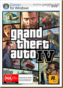GTA IV 1.0.3.0 Official Patch and Crack