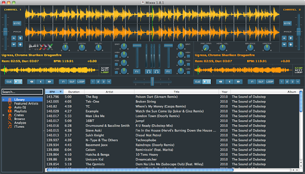 Image  sc 1 st  Mixxx & Mixxx Community Forums \u2022 View topic - Overview: All available skins ...