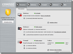 comodo skin metalico