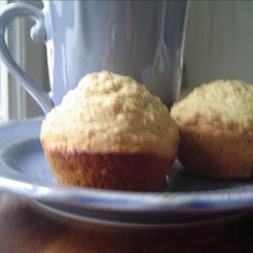 Diana's Awesome Oatmeal Muffins