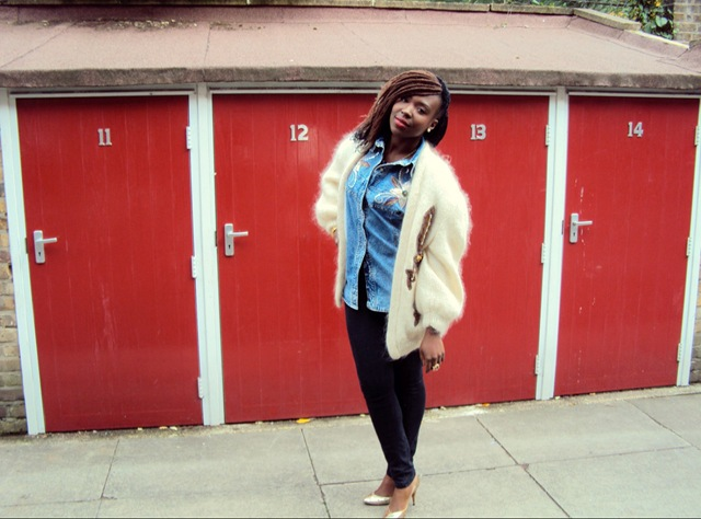 Teju Bolaji sells items on ASOS Marketplace under the name 'Vintage Tartlette'