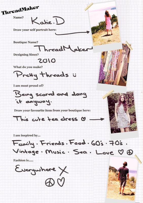 threadmaker cheat sheet