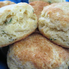 Julia Child's Herb Biscuits