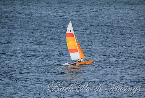 sailboat