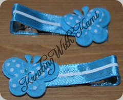 blue puff butterfly clips 05_29_10