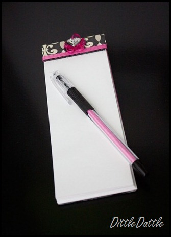 DIY-Note-Pad