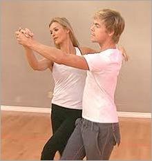 Hailey GMB Dance Rehearsal.