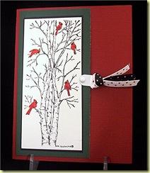 Five Cardinals