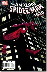 Spider-Man #600 000 fc