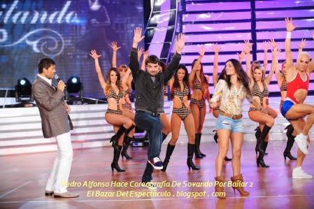 Pedro Alfonso Hace Coreografia De So¥ando Por Bailar 2.jpg