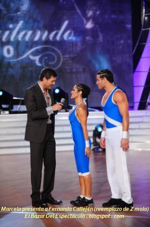 Marcelo presenta a Fernanda Callej¢n (reemplazo de Zamolo).JPG