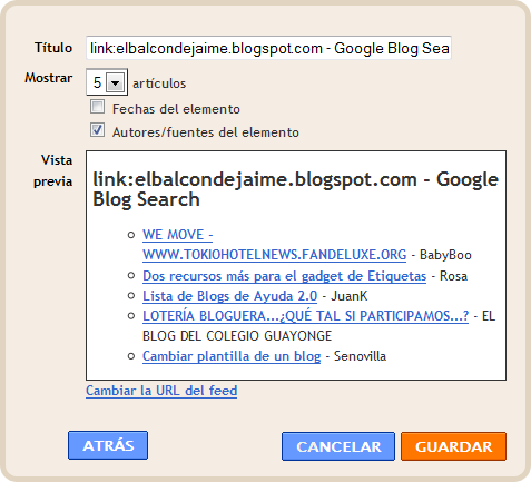 Mostrar backlinks en la sidebar (barra lateral)