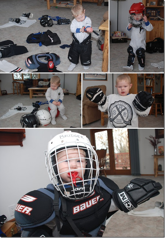 Little Hockey Guy