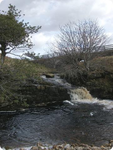 bridge over old water