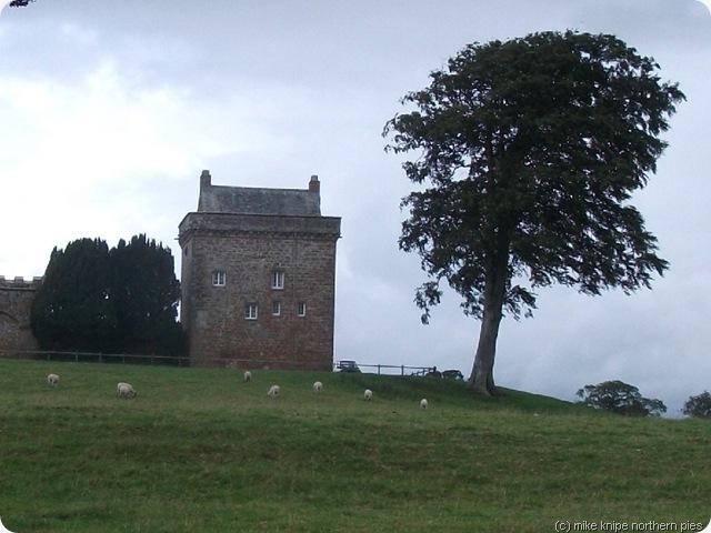 bastle house