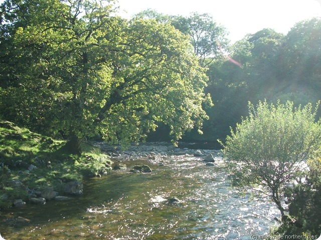 worm gill and river calder junction