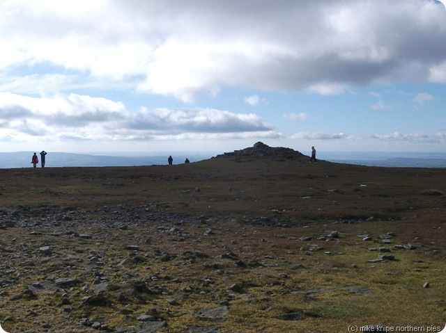 ingleborough summit