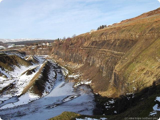 stanhope limestone quarries