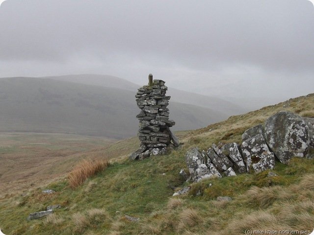 shepherds cairn on mountbenger law