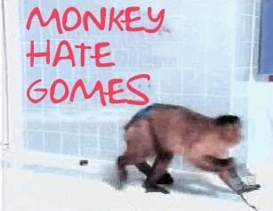 Monkey Hate Gomes
