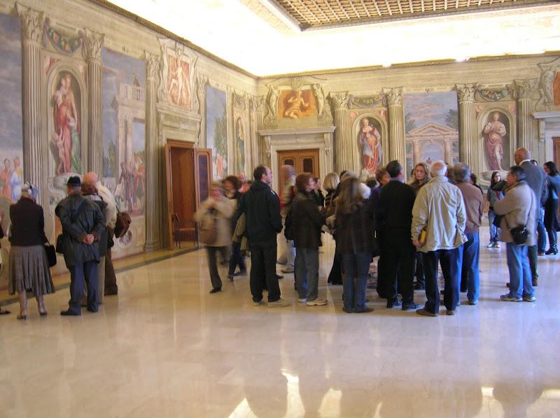 Sala delle udienze del Palazzo Vescovile (Treviso)