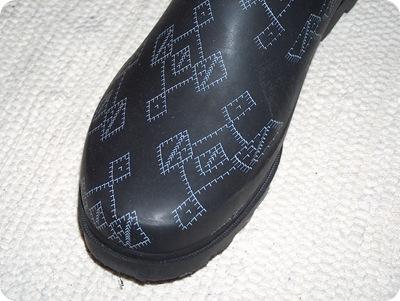 støvlene mine