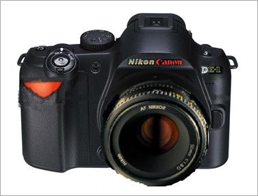 Nikon-Canon DE-1
