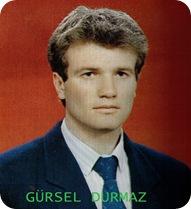 GÜRSEL DURMAZ
