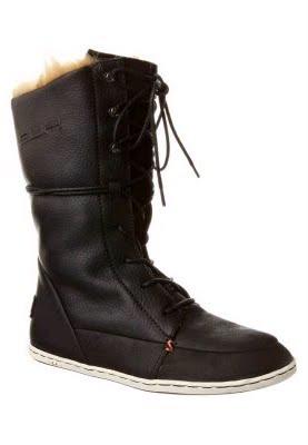 Noir Homme Cuir Bottes Blanc Pour Hub chaussure Marche En Moon L x8gXOq